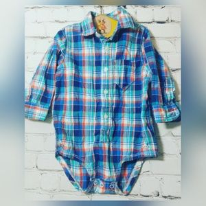 Long sleeved toddler onsie